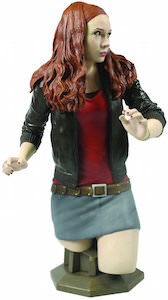 Doctor Who Ami Pond Titan Maxi Bust
