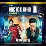 Doctor Who Clara The Doctor In The Tardis Puzzle