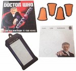 Doctor Who 12th Doctor Sticky Notes Set