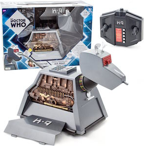 Doctor Who Remote Controlled K-9 Robot Dog