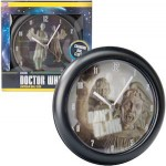 Doctor Who Weeping Angel Moving Wall Clock
