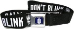 Weeping Angel Keep Calm And Don't Blink Belt
