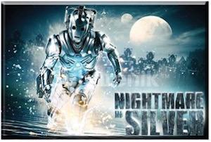 Doctor Who Nightmare In Silver Cybermen Magnet