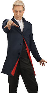 Doctor Who 12th Doctor Costume Jacket