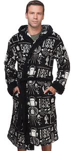 The Doctor Who Bath Robe That Says It All