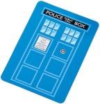 Doctor Who Tardis Cutting Board