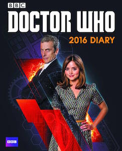 Doctor Who 2016 Day Planner