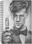 Doctor Who Doctor Who 11th Doctor Notebook