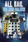 Doctor Who All Hail The New Daleks! Poster