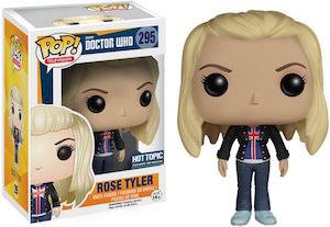 Vinyl Rose Tyler Figurine