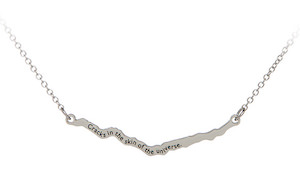 Crack In The Wall Necklace