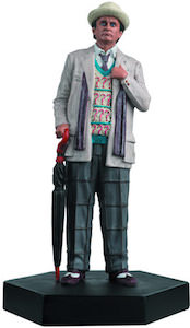 7th Doctor Collector Figurine