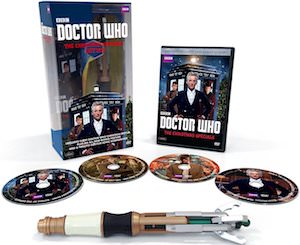 Doctor Who The Christmas Specials Gift Set