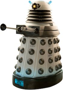 Dalek Alarm Clock
