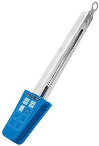 Doctor Who Tardis Cooking Tongs