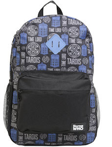Tardis Time Lord Backpack