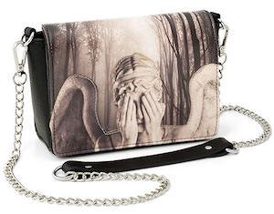 Weeping Angel Handbag