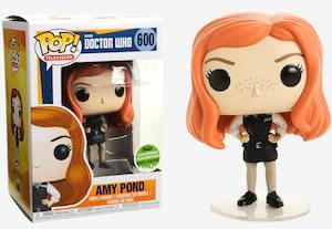 Funko Pop! Amy Pond Figurine