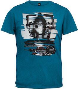 Shredded Cyberman T-Shirt