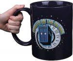 Doctor Who Tardis Smaller On The Outside Mug
