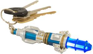 12th Doctor Sonic Screwdriver Key Chain