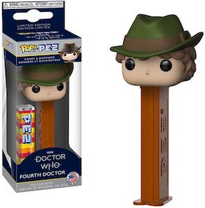 4th Doctor Who Pez Dispenser
