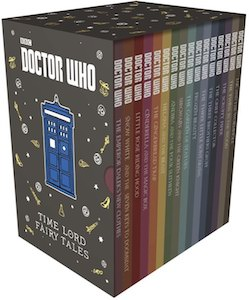 Time Lord Fairy Tales Book Set