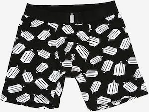 Doctor Who Logo Boxers