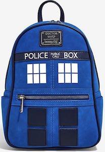 Tardis Mini Backpack