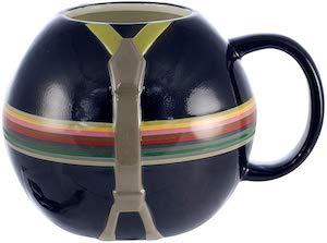 13th Doctor Costume Mug