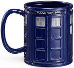 Doctor Who Giant Tardis Mug