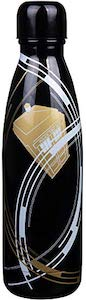 Doctor Who Golden Tardis Water Bottle