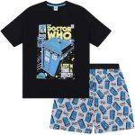 Dr. Who Tardis Kids Pajama Set