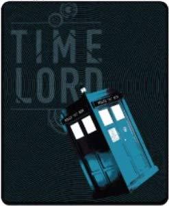 Tardis Time Lord Blanket