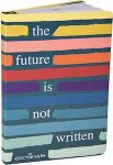 Doctor Who The Future Is Not Written Notebook