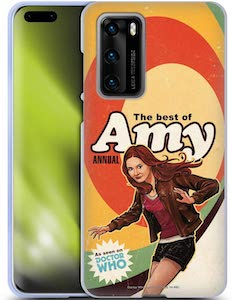 Doctor Who The Best Of Amy Huawei P40 Case