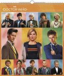2021 Doctor Who 13 Month Calendar