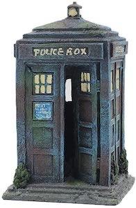 Doctor Who Tardis Aquarium Ornament
