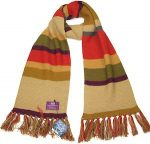 4th Doctor Short Costume Scarf